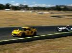 Win   Lotus Club 2009 - Winton Trackday: Exige overtaking Clubman