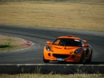 Orange   Lotus Club 2009 - Winton Trackday: Exige orange