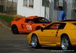 Esprit   Lotus Club 2009 - Winton Trackday: Orange Exige Esprit S4s Norfolk Mustard