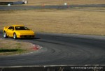 Esprit   Lotus Club 2009 - Winton Trackday: Esprit S4s Norfolk Mustard