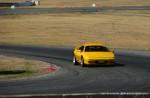 Lotus   Lotus Club 2009 - Winton Trackday: Esprit S4s Norfolk Mustard