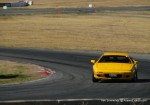 Lotus   Lotus Club 2009 - Winton Trackday: Esprit S4s Norfolk Mustard
