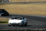Lotus   Lotus Club 2009 - Winton Trackday: White Esprit