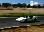 Win   Lotus Club 2009 - Winton Trackday: White Esprit