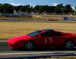 Win   Lotus Club 2009 - Winton Trackday: Red Esprit