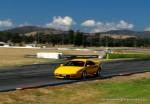 Track   Lotus Club 2009 - Winton Trackday: Esprit S4s Norfolk Mustard