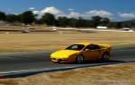 RAC   Lotus Club 2009 - Winton Trackday: Esprit S4s Norfolk Mustard