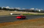 Racing   Lotus Club 2009 - Winton Trackday: Red Esprit