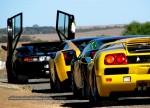 500   Bull Run - Lamborghini Club SA: Lamborghinis