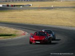Lotus Club 2009 - Winton Trackday: Red Elise
