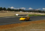Racing   Lotus Club 2009 - Winton Trackday: Yellow Elan M100