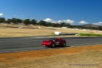 Win   Lotus Club 2009 - Winton Trackday: Red Elise