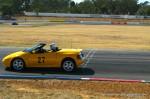 Lotus   Lotus Club 2009 - Winton Trackday: Yellow Elan M100