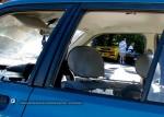 Car   Bull Run - Lamborghini Club SA: Car with custome speed holes in Stirling car park