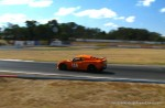 Lotus Club 2009 - Winton Trackday: Orange Exige