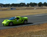 Lotus Club 2009 - Winton Trackday: Isotope Green Elise