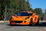 Orange   Lotus Club 2009 - Winton Trackday: Orange Exige
