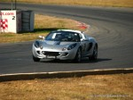 Lotus   Lotus Club 2009 - Winton Trackday: Silver Elise