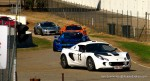 Lotus   Lotus Club 2009 - Winton Trackday: Exiges in pit lane