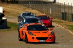Lotus   Lotus Club 2009 - Winton Trackday: Elises and Exiges in Pit Lane