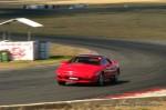 Track   Lotus Club 2009 - Winton Trackday: Red Esprit
