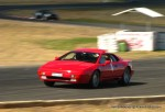 Lotus   Lotus Club 2009 - Winton Trackday: Red Esprit