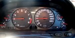 Lap of Tasmania 2007: Honda NSX dashboard