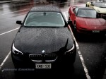 Lap of Tasmania 2007: Wet look BMW 550i