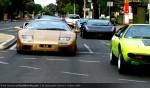 In   Lamborghini Club SA Bull's Run - October 2009: Lamborghini Diablo SE 6.0