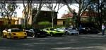 Gallardo   Lamborghini Club SA Bull's Run - October 2009: Lamborghini Club of SA