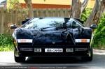 Lamborghini Club SA Bull's Run - October 2009: Lamborghini Countach
