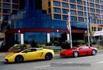 Gallardo   Lap of Tasmania 2007 - Day 2: Ferrari F355 Challenge - Lamborghini Gallardo SE