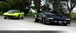 And   Lamborghini Club SA Bull's Run - October 2009: Lamborghini Countach and Urraco