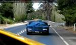 Lamborghini   Lamborghini Club SA Bull's Run - October 2009: Lamborghini Countach