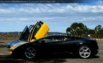 Lamborghini Club SA Bull's Run - October 2009: 3 doors up