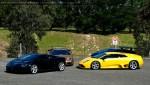 Adelaide   Lamborghini Club SA Bull's Run - October 2009: Lamborghinis