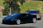 Lamborghini   Lamborghini Club SA Bull's Run - October 2009: Lamborghini Gallardo LP560 vs Diablo SE