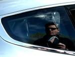 Van   Aston Martin Drive Event - Solitaire Automotive - Oct 2009: Ash Simmonds - Aston Martin V12 Vantage