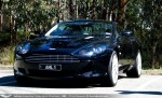 Drive   Aston Martin Drive Event - Solitaire Automotive - Oct 2009: Aston Martin DB9