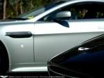 V12   Aston Martin Drive Event - Solitaire Automotive - Oct 2009: Aston Martin V12 Vantage