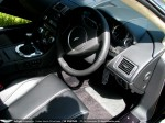 VAN   Aston Martin Drive Event - Solitaire Automotive - Oct 2009: Aston Martin V8 Vantage interiorAston Martin