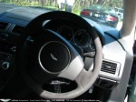 Drive   Aston Martin Drive Event - Solitaire Automotive - Oct 2009: Aston Martin V12 Vantage dashboard