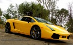 Gallardo   Exotics in the Outback 2007: Lamborghini Gallardo SE