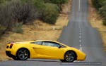 Lamborghini   Exotics in the Outback 2007: Lamborghini Gallardo SE
