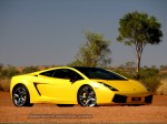 Exotics in the Outback 2007: Lamborghini Gallardo SE
