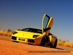 Lamborghini murcielago Australia Exotics in the Outback 2007:  Lamborghini Murcielago
