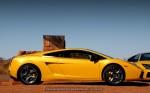 Exotics in the Outback 2007: Lamborghini Gallardo SE