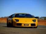 In   Exotics in the Outback 2007:  Lamborghini Murcielago