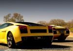 Exotics in the Outback 2007: Lamborghini Gallardo SE Lamborghini Murcielago