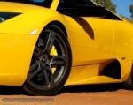 Lambo   Exotics in the Outback 2007:  Lamborghini Murcielago